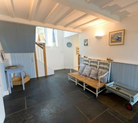 Making an entrance: your start to a Rock self-catering holiday in Cornwall