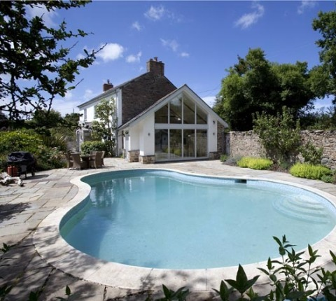 Several of our Latitude 50 luxury self-catering properties in Rock have heated outdoor pools