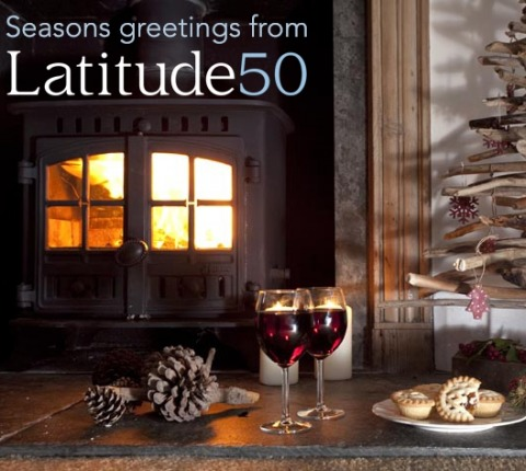 Seasons Greetings from Latitude50