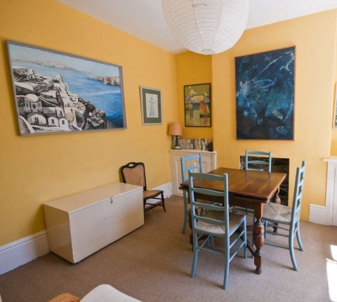 Second sitting room at 2 Pentire View, a holiday cottage in Polzeath