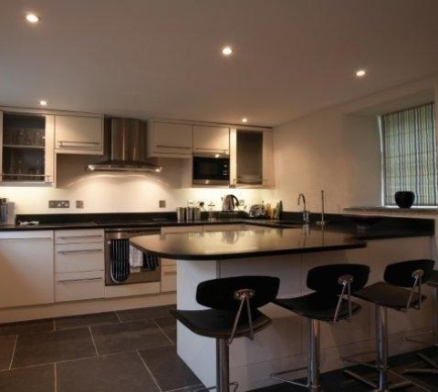 Penquite Cottage, kitchen, a luxuriously-appointed Port Isaac Holiday Cottage