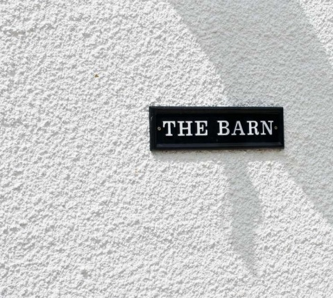 Welcome to 'The Barn'